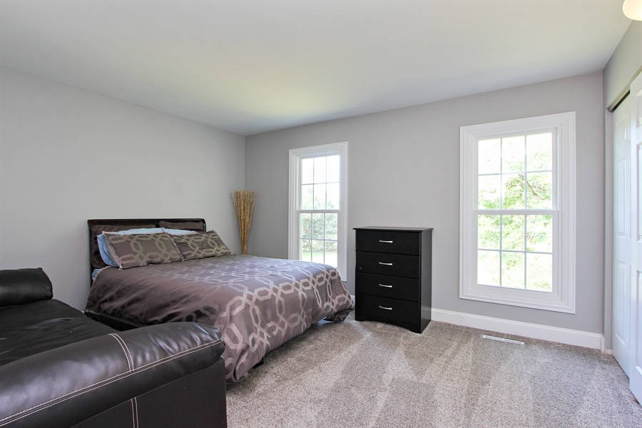 Real Estate Photography - 20553 N Weatherstone, Kildeer, IL, 60047 - 3rd Bedroom
