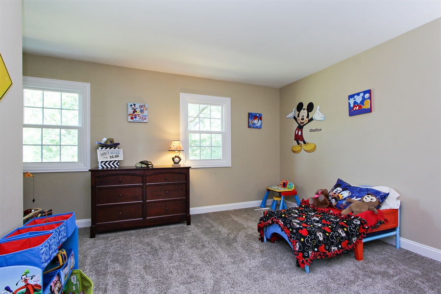 Real Estate Photography - 20553 N Weatherstone, Kildeer, IL, 60047 - 4th Bedroom