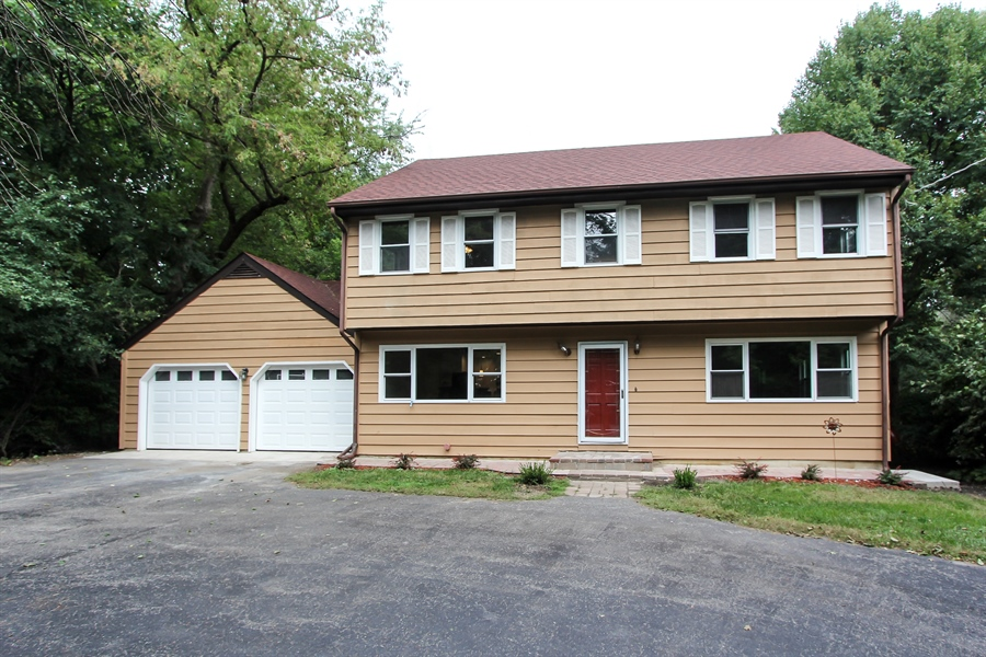 Real Estate Photography - 440 Old Rand Rd, Lake Zurich, IL, 60047 - Front View