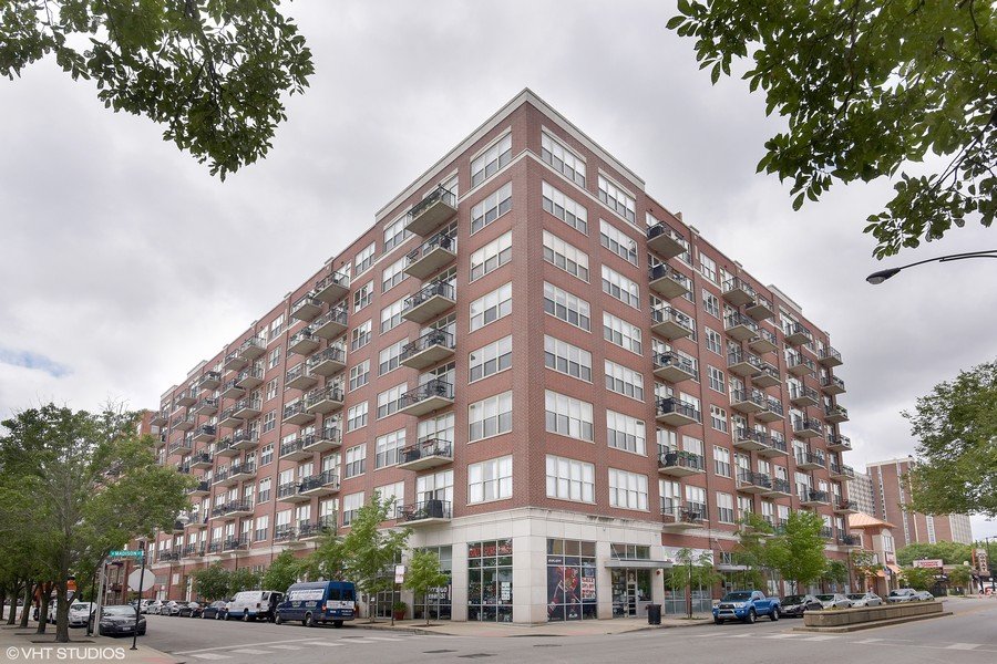 Real Estate Photography - 6 S Laflin, 413, Chicago, IL, 60607 -