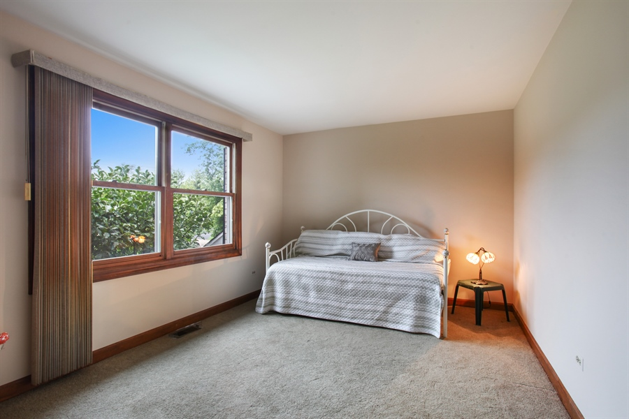 Real Estate Photography - 573 87th st, Burr Ridge, IL, 60527 - Bedroom 4