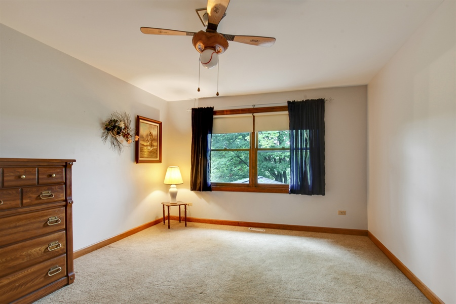 Real Estate Photography - 573 87th st, Burr Ridge, IL, 60527 - Bedroom 3