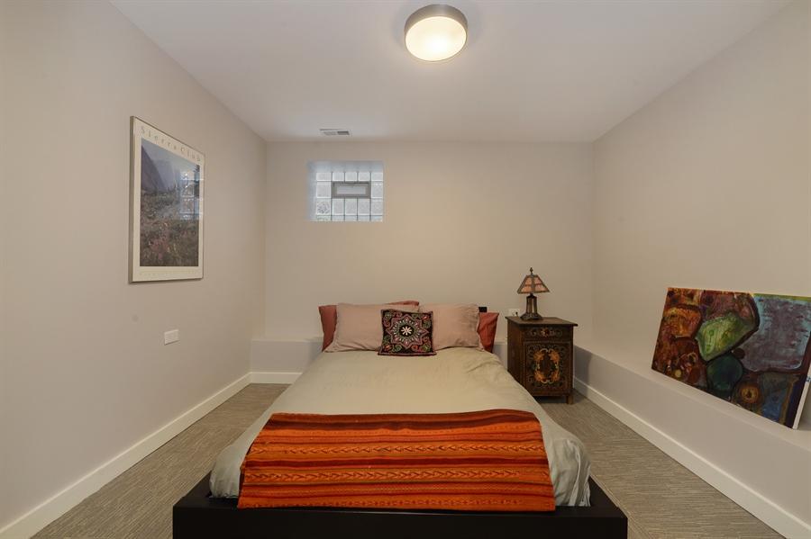 Real Estate Photography - 2550 W Cullom Avenue, Chicago, IL, 60618 - 4th Bedroom