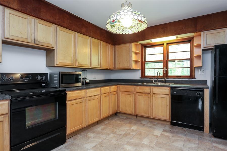 Real Estate Photography - 9660 Union Pier Rd, Union Pier, MI, 49129 - Kitchen