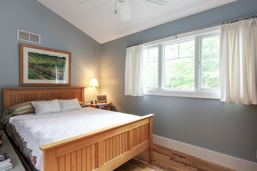 Real Estate Photography - 13724 Minnich, Sawyer, MI, 49125 - 2nd Bedroom