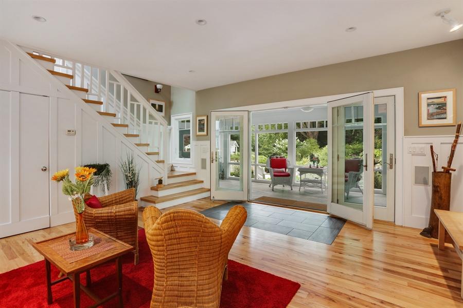 Real Estate Photography - 13724 Minnich, Sawyer, MI, 49125 - Foyer
