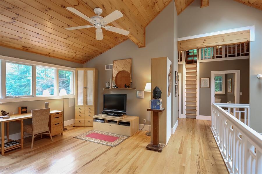 Real Estate Photography - 13724 Minnich, Sawyer, MI, 49125 - Loft