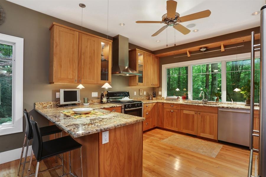 Real Estate Photography - 13724 Minnich, Sawyer, MI, 49125 - Kitchen
