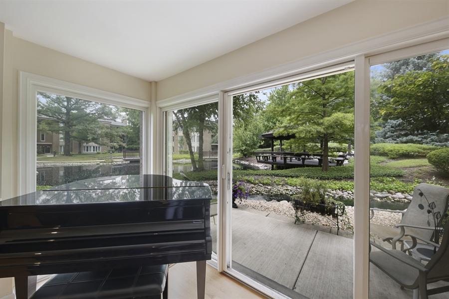 Real Estate Photography - 2 Oak Brook Club Drive, C107, Oak Brook, IL, 60523 - View