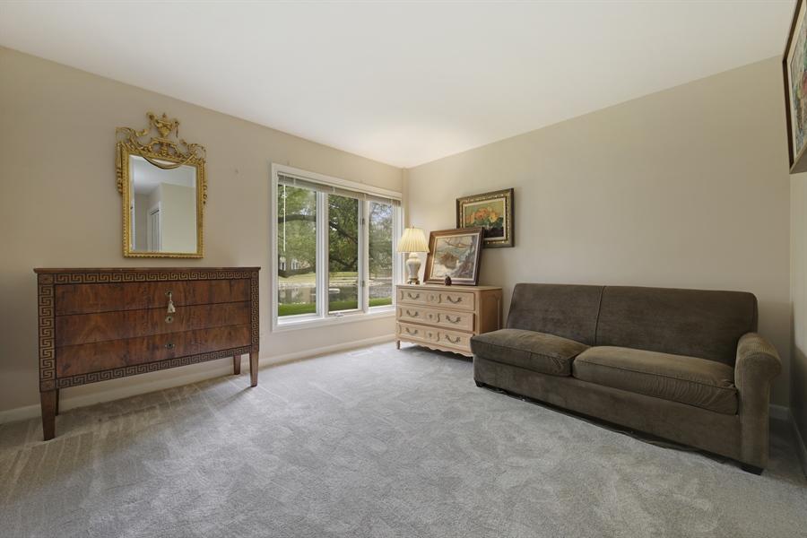 Real Estate Photography - 2 Oak Brook Club Drive, C107, Oak Brook, IL, 60523 - Bedroom