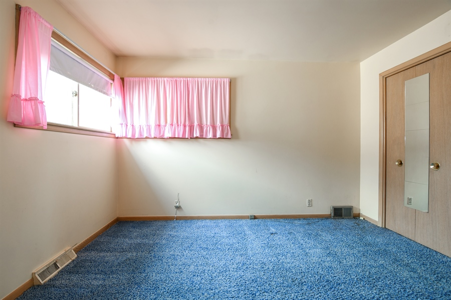 Real Estate Photography - 5519 Main St, Morton Grove, IL, 60053 - 3rd Bedroom