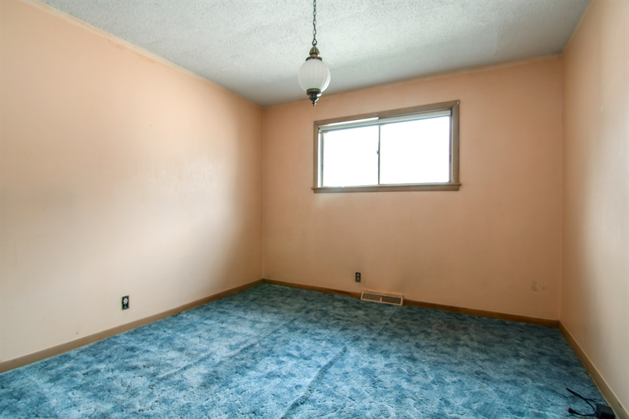 Real Estate Photography - 5519 Main St, Morton Grove, IL, 60053 - 4th Bedroom