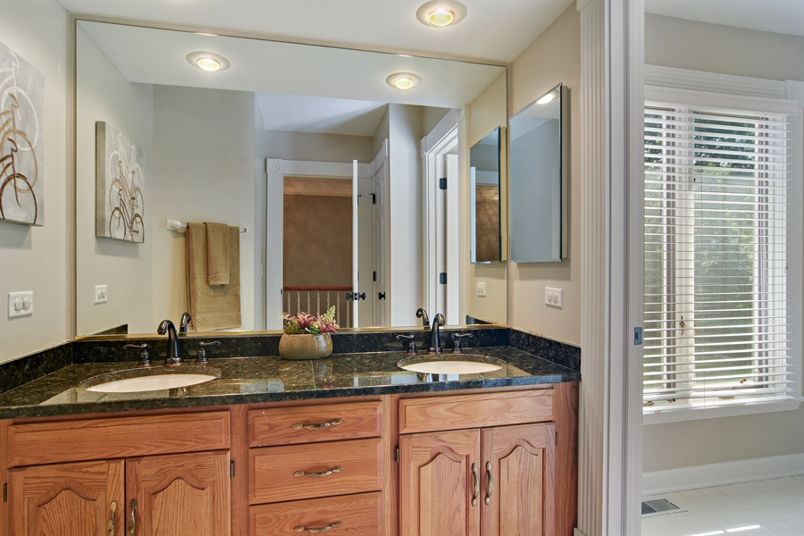 Real Estate Photography - 4741 Wellington, Long Grove, IL, 60047 - Bathroom
