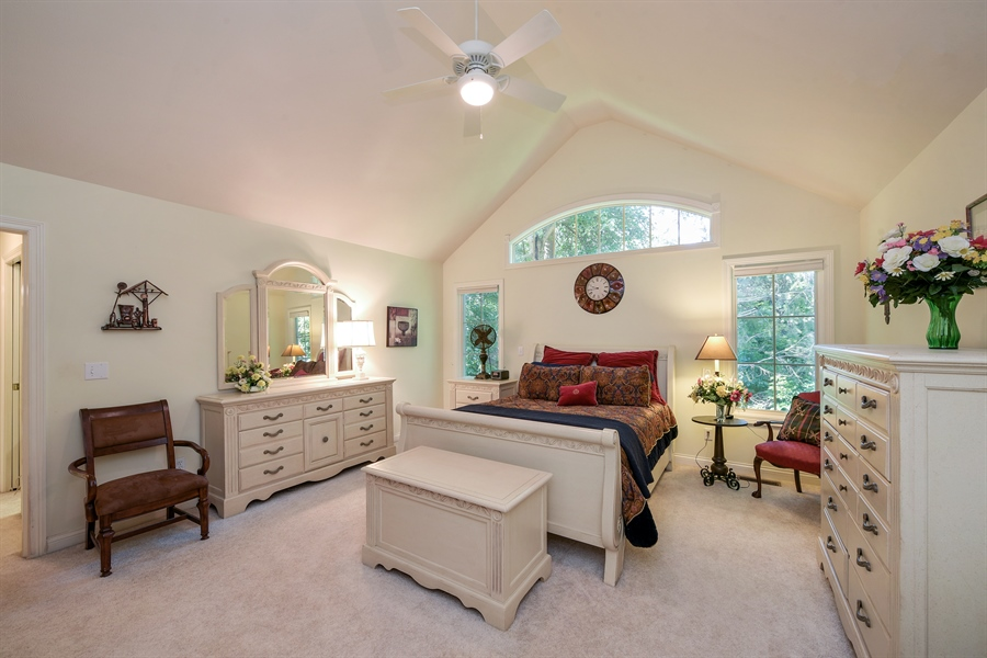 Real Estate Photography - 11608 Marquette Drive, New Buffalo, MI, 49117 - Master Bedroom
