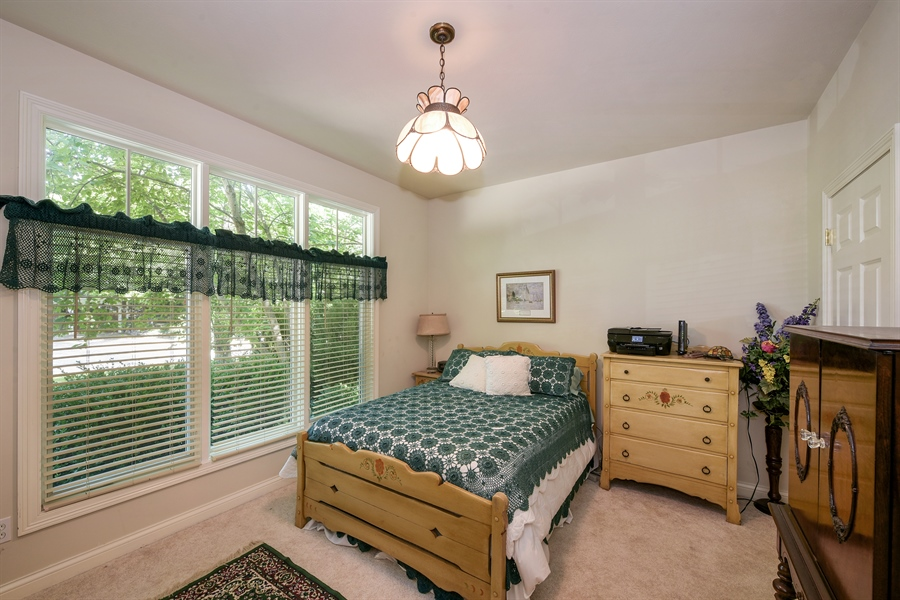 Real Estate Photography - 11608 Marquette Drive, New Buffalo, MI, 49117 - Bedroom