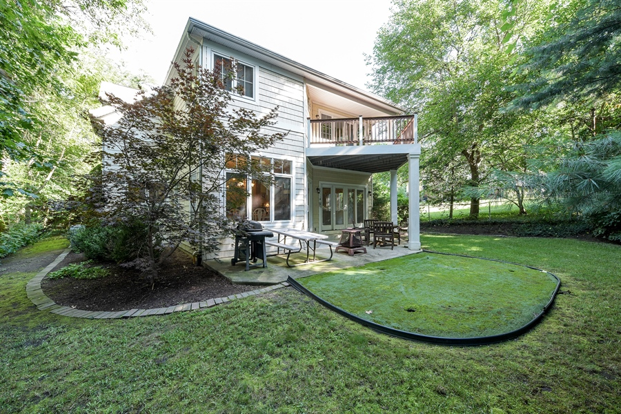 Real Estate Photography - 11608 Marquette Drive, New Buffalo, MI, 49117 - Rear View