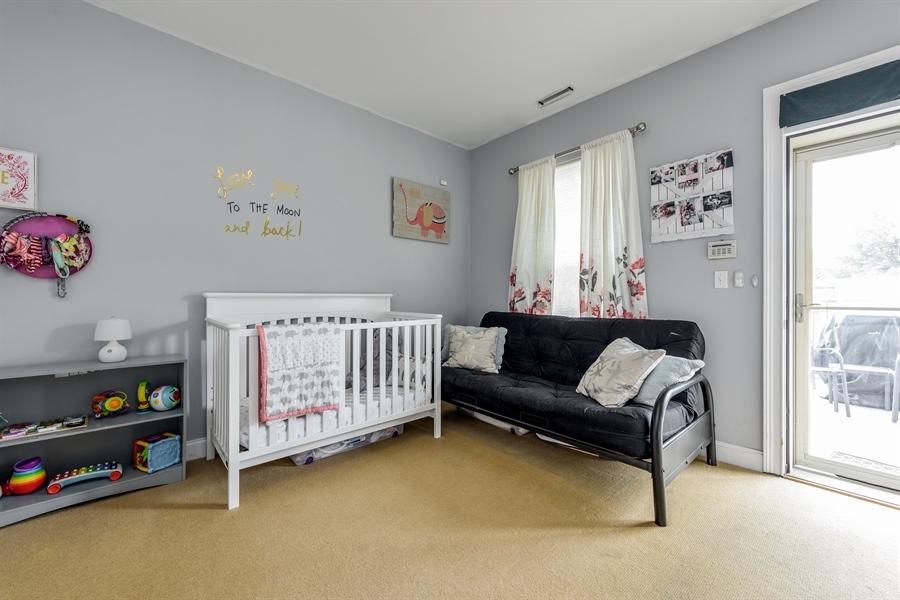 Real Estate Photography - 1811 Addison, unit 3 E, Chicago, IL, 60613 - 2nd Bedroom