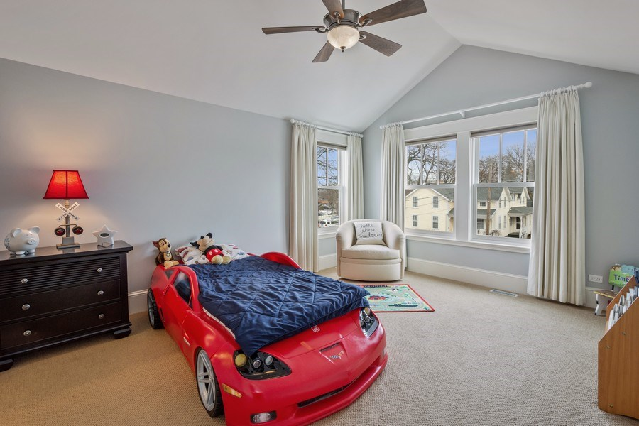 Real Estate Photography - 308 S Cook St, Barrington, IL, 60010 - 2nd Bedroom