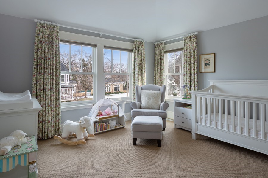 Real Estate Photography - 308 S Cook St, Barrington, IL, 60010 - 3rd Bedroom