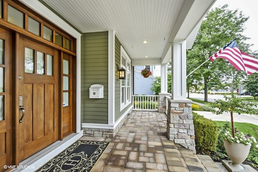 Real Estate Photography - 308 S Cook St, Barrington, IL, 60010 -