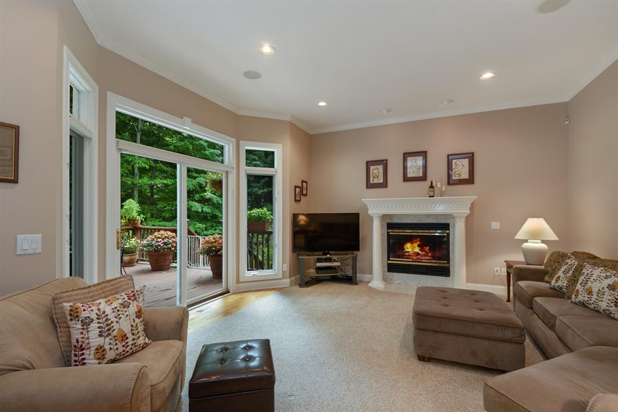 Real Estate Photography - 2383 Autumn Ridge, Saint Joseph, MI, 49085 - Living Room