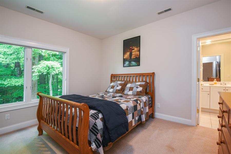 Real Estate Photography - 2383 Autumn Ridge, Saint Joseph, MI, 49085 - 3rd Bedroom