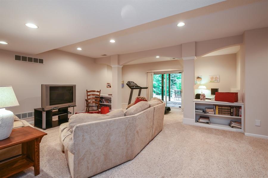 Real Estate Photography - 2383 Autumn Ridge, Saint Joseph, MI, 49085 - Recreational Room