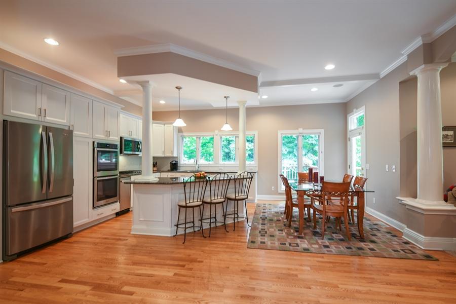 Real Estate Photography - 2383 Autumn Ridge, Saint Joseph, MI, 49085 - Kitchen / Breakfast Room
