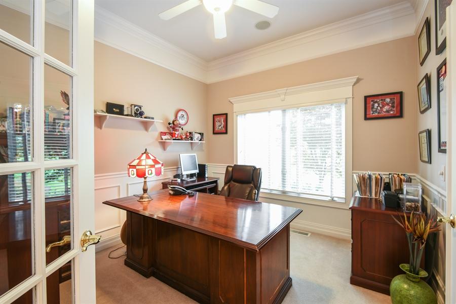 Real Estate Photography - 2383 Autumn Ridge, Saint Joseph, MI, 49085 - Office