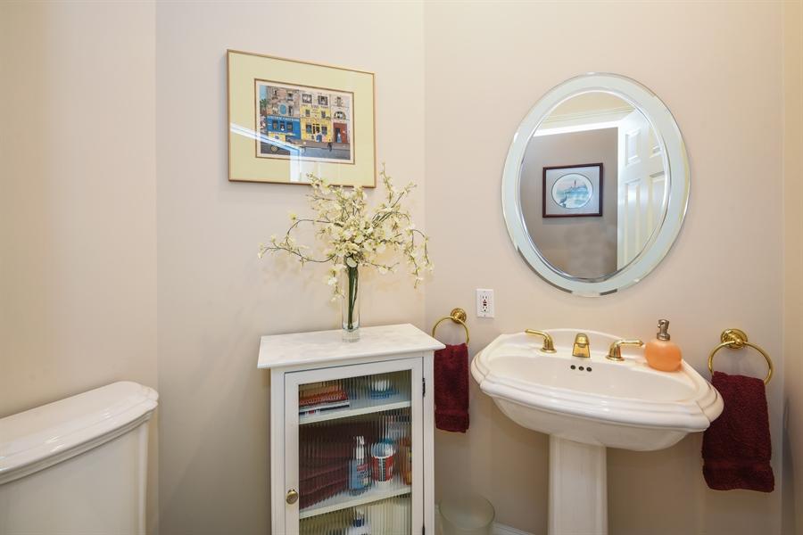 Real Estate Photography - 2383 Autumn Ridge, Saint Joseph, MI, 49085 - Half Bath