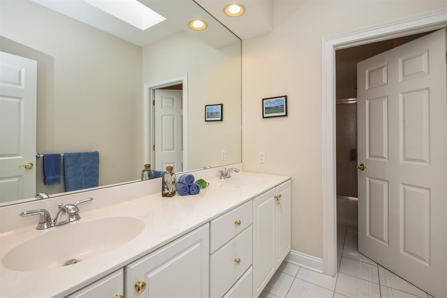 Real Estate Photography - 2383 Autumn Ridge, Saint Joseph, MI, 49085 - Bathroom
