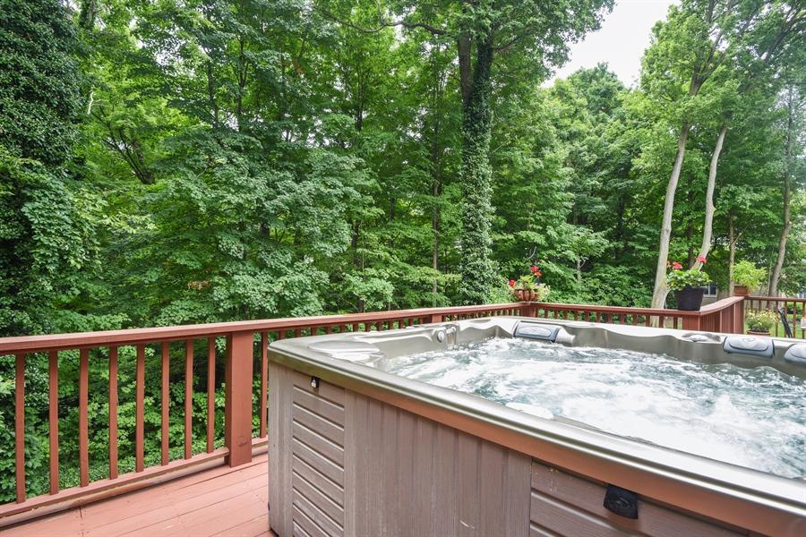 Real Estate Photography - 2383 Autumn Ridge, Saint Joseph, MI, 49085 - Patio
