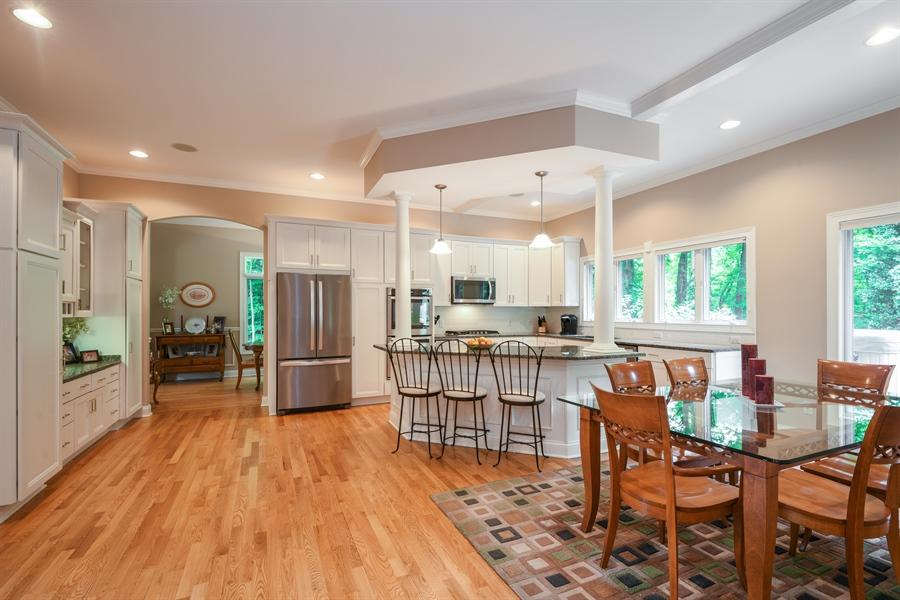 Real Estate Photography - 2383 Autumn Ridge, Saint Joseph, MI, 49085 - Kitchen / Dining Room
