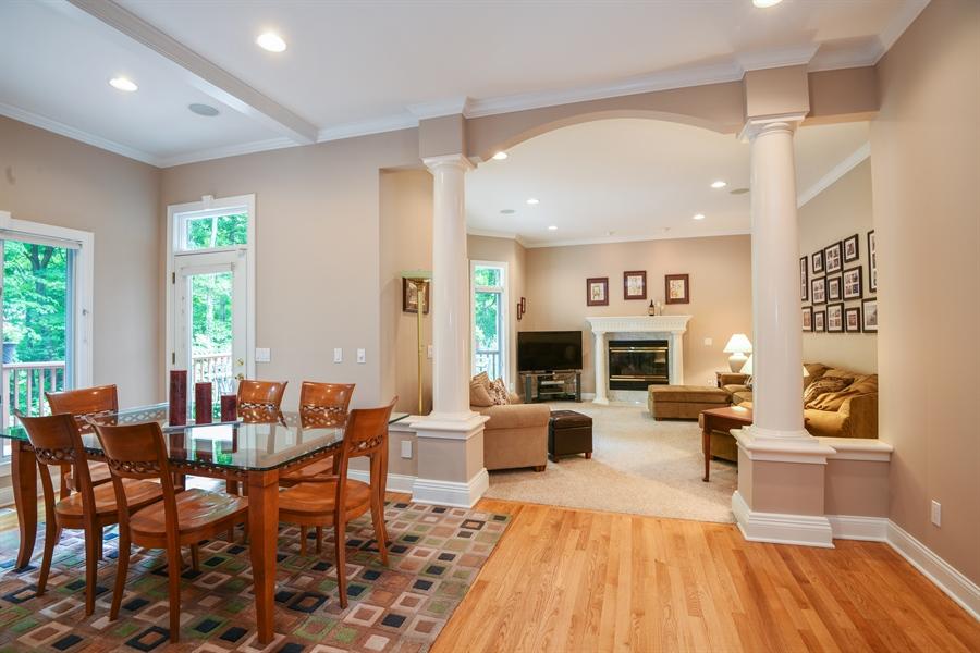 Real Estate Photography - 2383 Autumn Ridge, Saint Joseph, MI, 49085 - Living Room/Dining Room