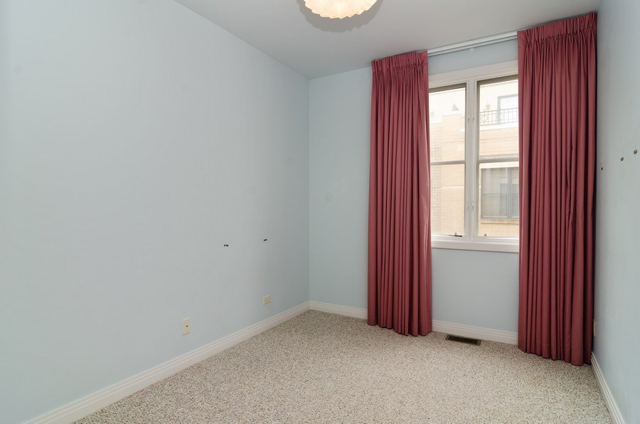 Real Estate Photography - 1816 S Indiana, Unit F, Chicago, IL, 60616 - Bedroom 3