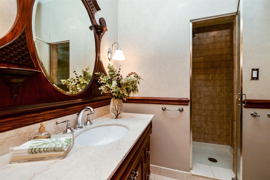 Real Estate Photography - 2017 W. Walton, Chicago, IL, 60622 - 3rd Bathroom