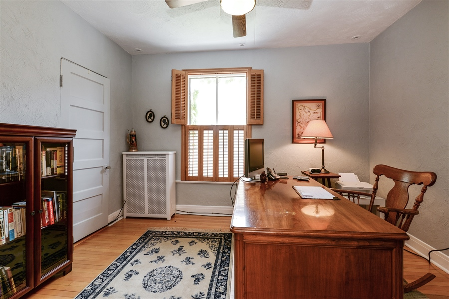 Real Estate Photography - 2017 W. Walton, Chicago, IL, 60622 - 3rd Bedroom