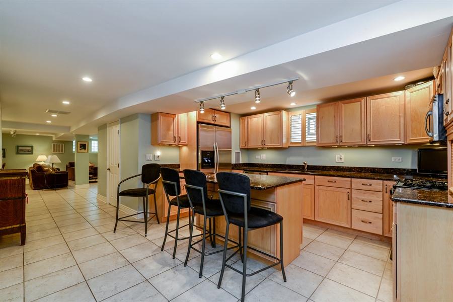 Real Estate Photography - 2017 W. Walton, Chicago, IL, 60622 - Basement Kitchen