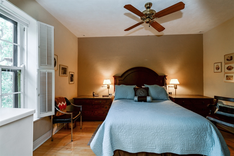 Real Estate Photography - 2017 W. Walton, Chicago, IL, 60622 - Master Bedroom