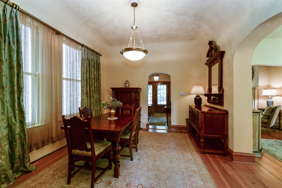 Real Estate Photography - 2017 W. Walton, Chicago, IL, 60622 - Dining Room