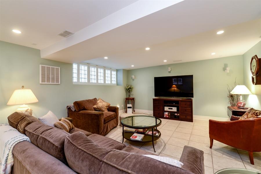 Real Estate Photography - 2017 W. Walton, Chicago, IL, 60622 - Rec Room