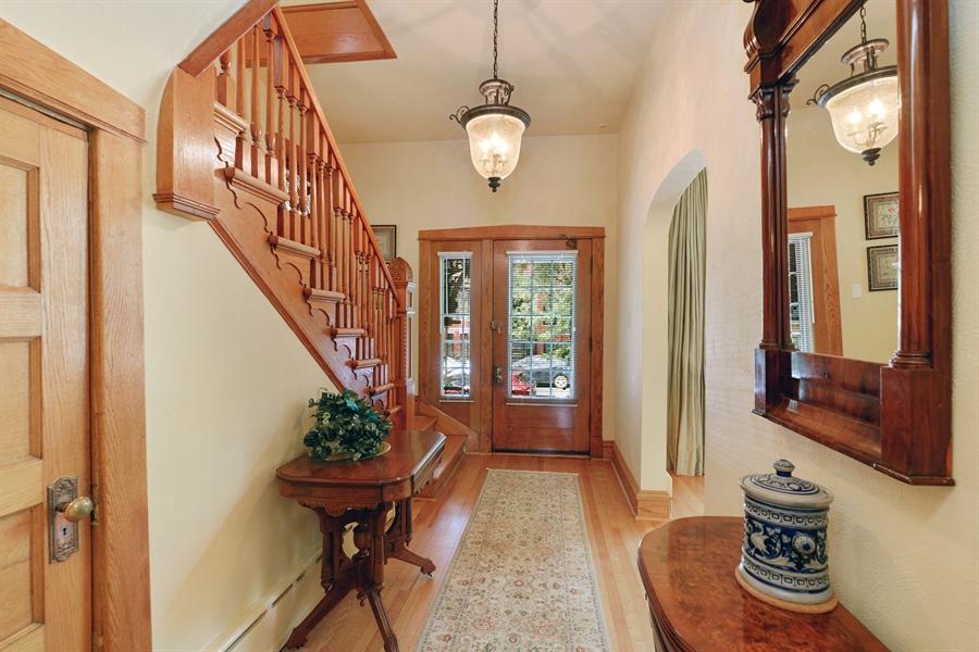 Real Estate Photography - 2017 W. Walton, Chicago, IL, 60622 - Entrance