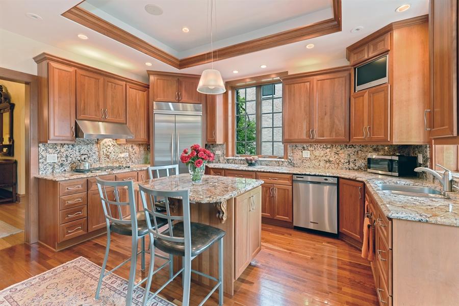 Real Estate Photography - 2017 W. Walton, Chicago, IL, 60622 - Kitchen