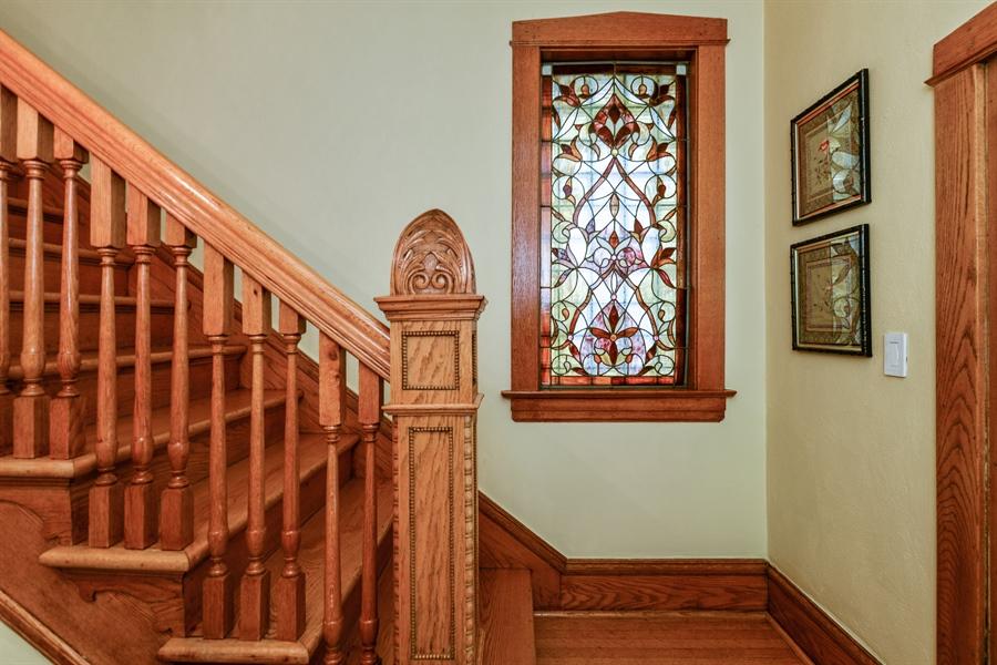 Real Estate Photography - 2017 W. Walton, Chicago, IL, 60622 - Staircase