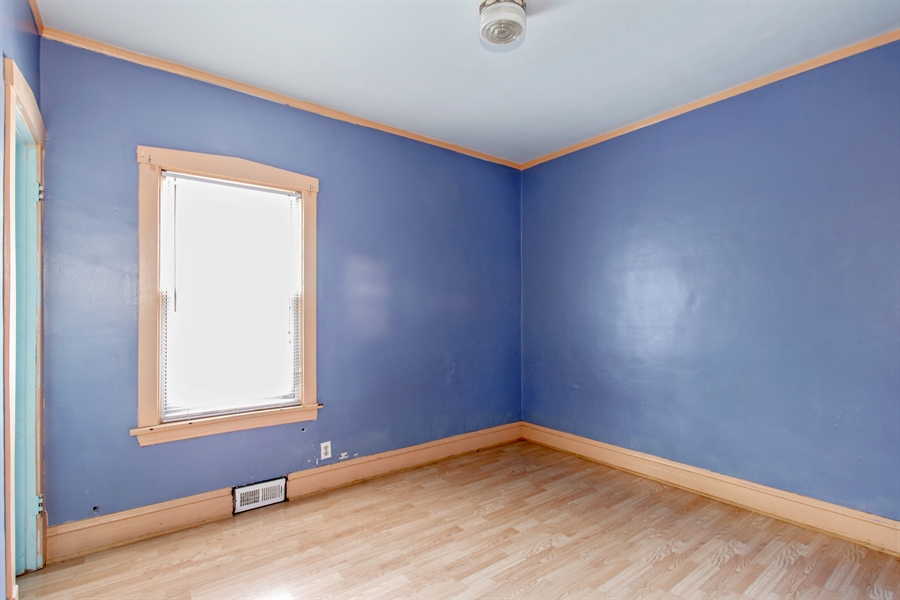 Real Estate Photography - 124 N 17th Ave, Melrose Park, IL, 60160 - 2nd Bedroom
