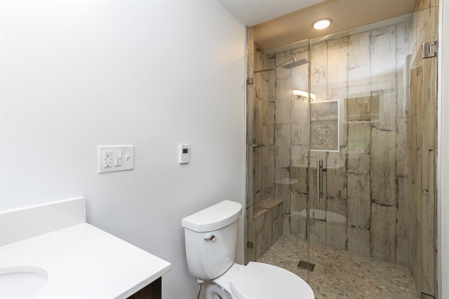 Real Estate Photography - 176 W Main St, Fontana, WI, 53125 - Master Bathroom