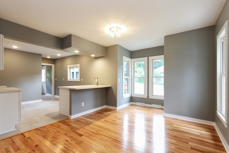Real Estate Photography - 176 W Main St, Fontana, WI, 53125 - Dining Room
