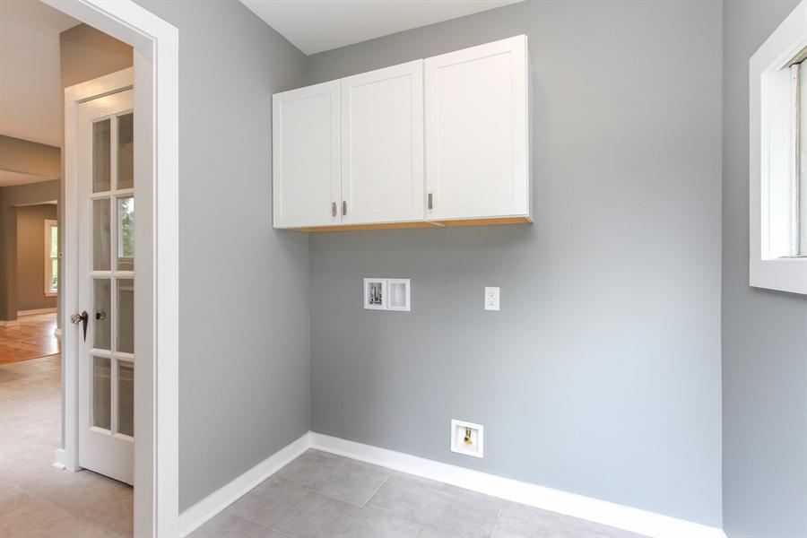 Real Estate Photography - 176 W Main St, Fontana, WI, 53125 - Laundry Room