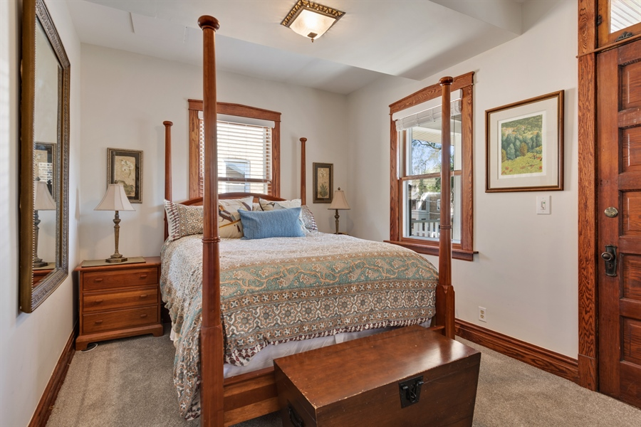 Real Estate Photography - 3833 N Ridgeway Ave, Chicago, IL, 60618 - 2nd Bedroom