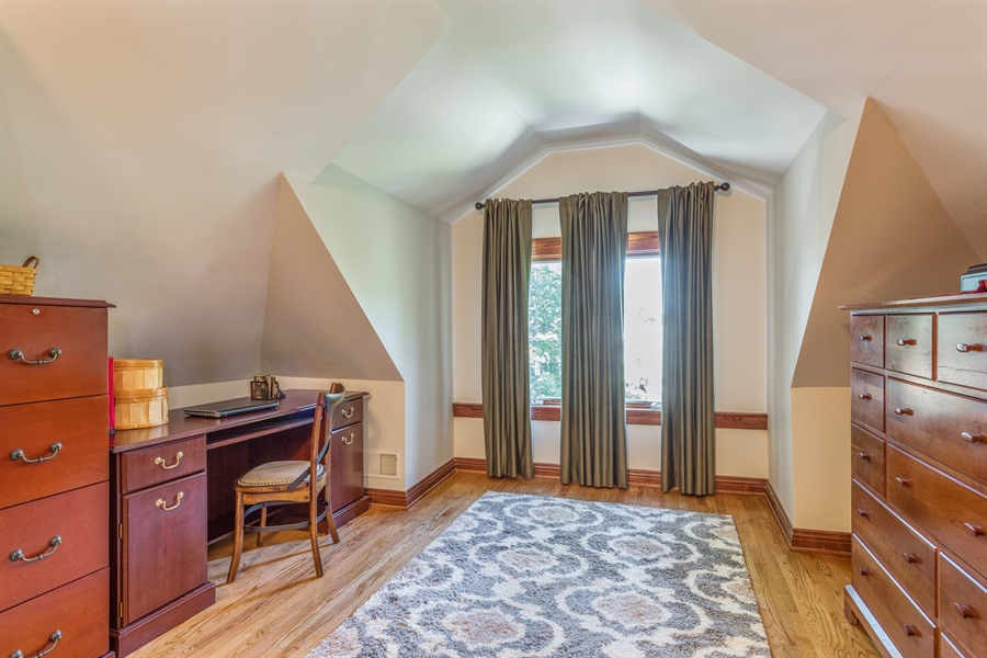 Real Estate Photography - 3833 N Ridgeway Ave, Chicago, IL, 60618 - Master Bedroom